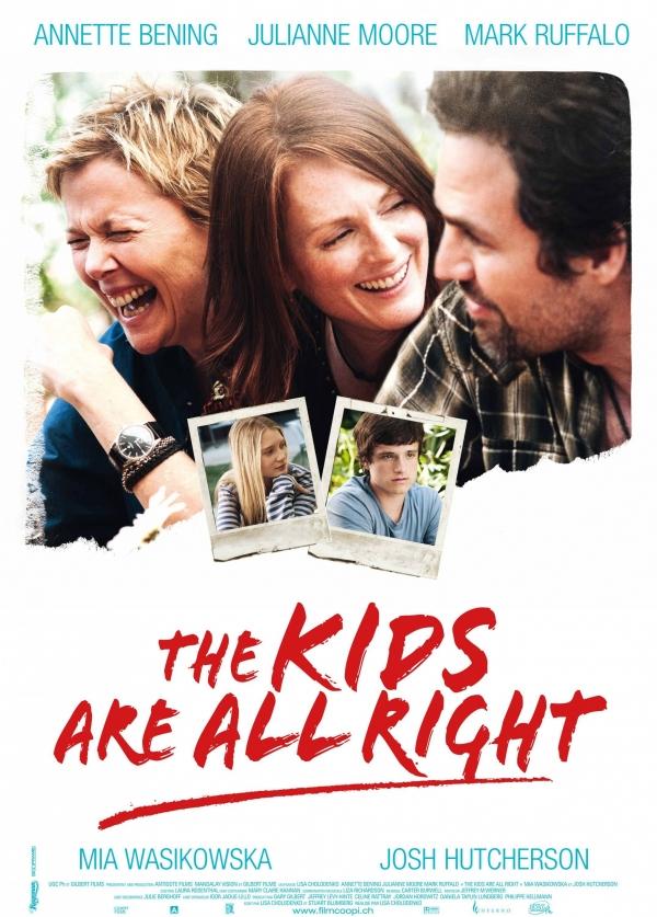 مشاهدة فيلم The Kids Are All Right مترجم اون لاين