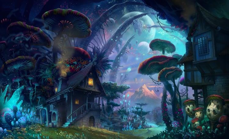 mythical places P_1066o45iu10