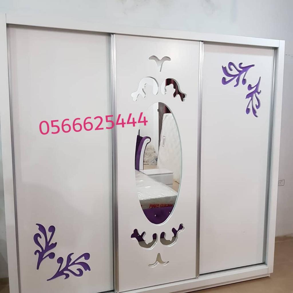 (جمال منزلك بين يديك/تفصيل غرف نوم بالرياض 0566625444 ابواب وشبابيك بالرياض  P_1717nwjva9