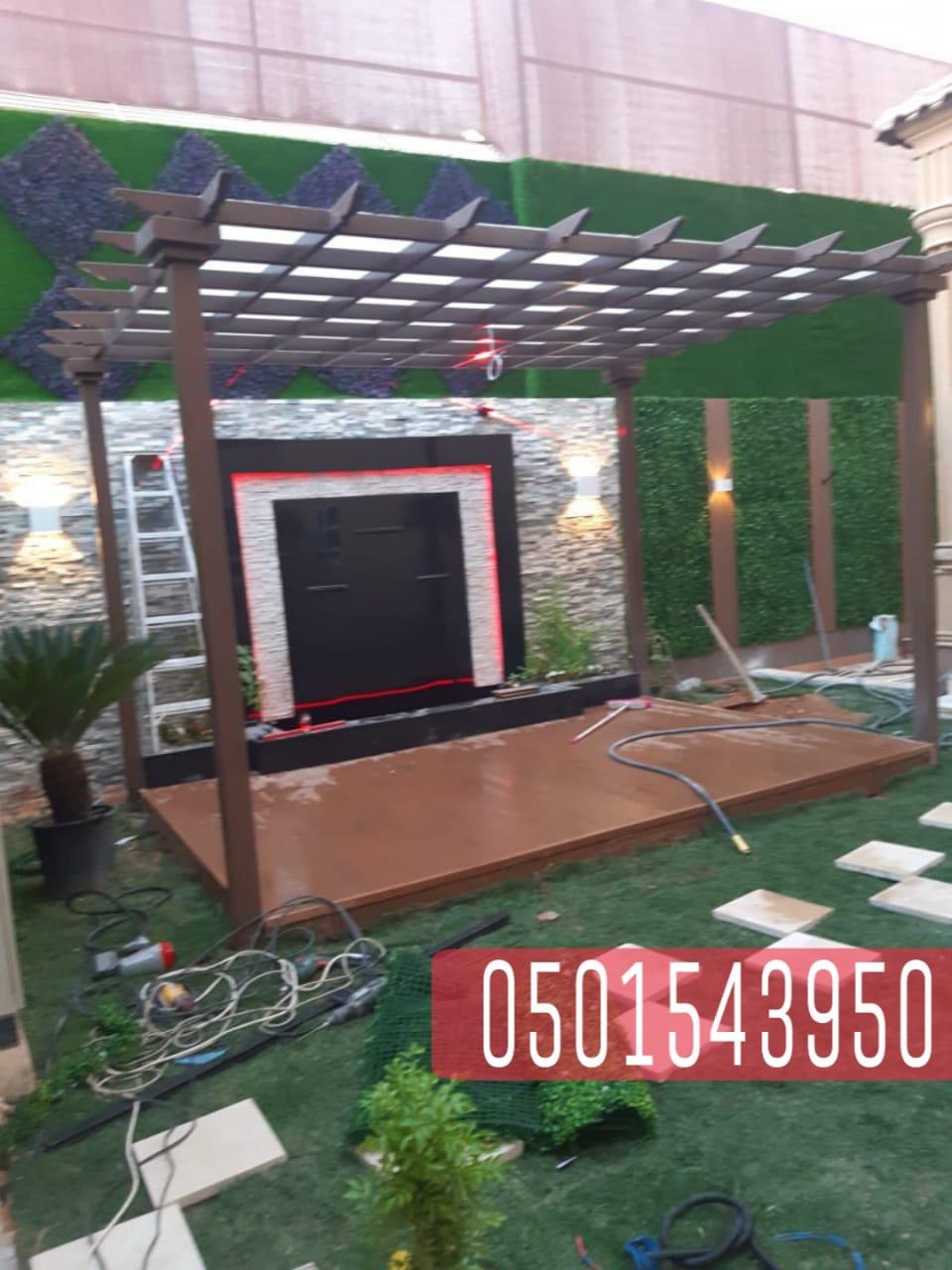 تصميم برجولات وتنسيق حدائق في مكة و جدة , 0501543950 P_2078cierd10
